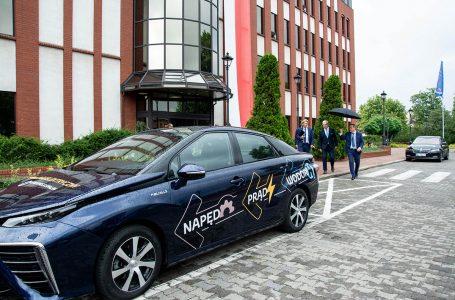Toyota i PGNiG będą wspólnie rozwijać technologię wodorową w Polsce