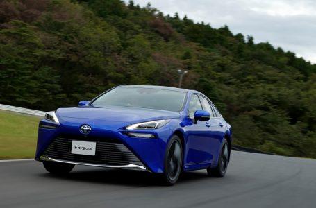 Premiera nowej generacji wodorowej Toyoty Mirai