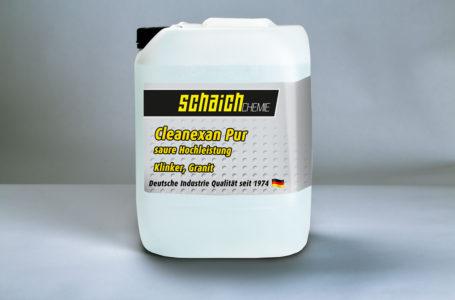 Betula-Chem została wyłącznym przedstawicielem niemieckiej firmy Schaich Chemie w Polsce