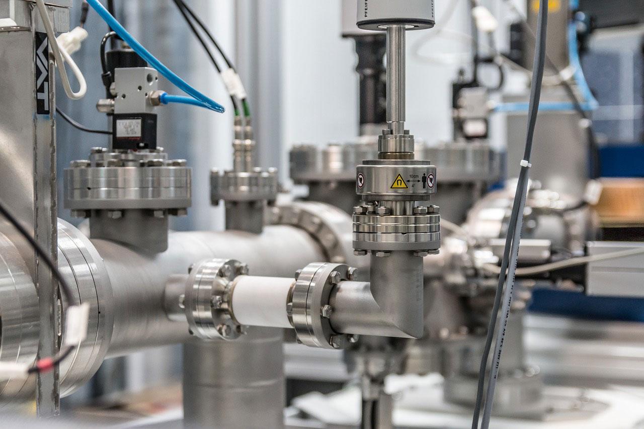 oczyszczalnia wody przemysłowej
