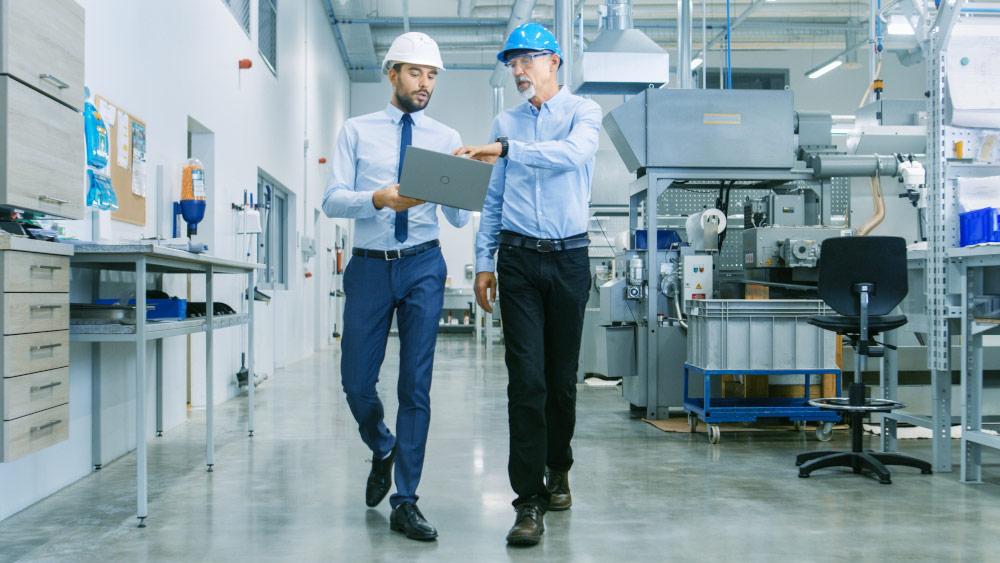 Planowanie relokacji maszyn przemysłowych