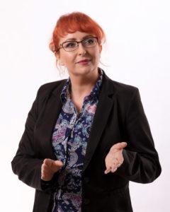 dr Adrianna Paroń