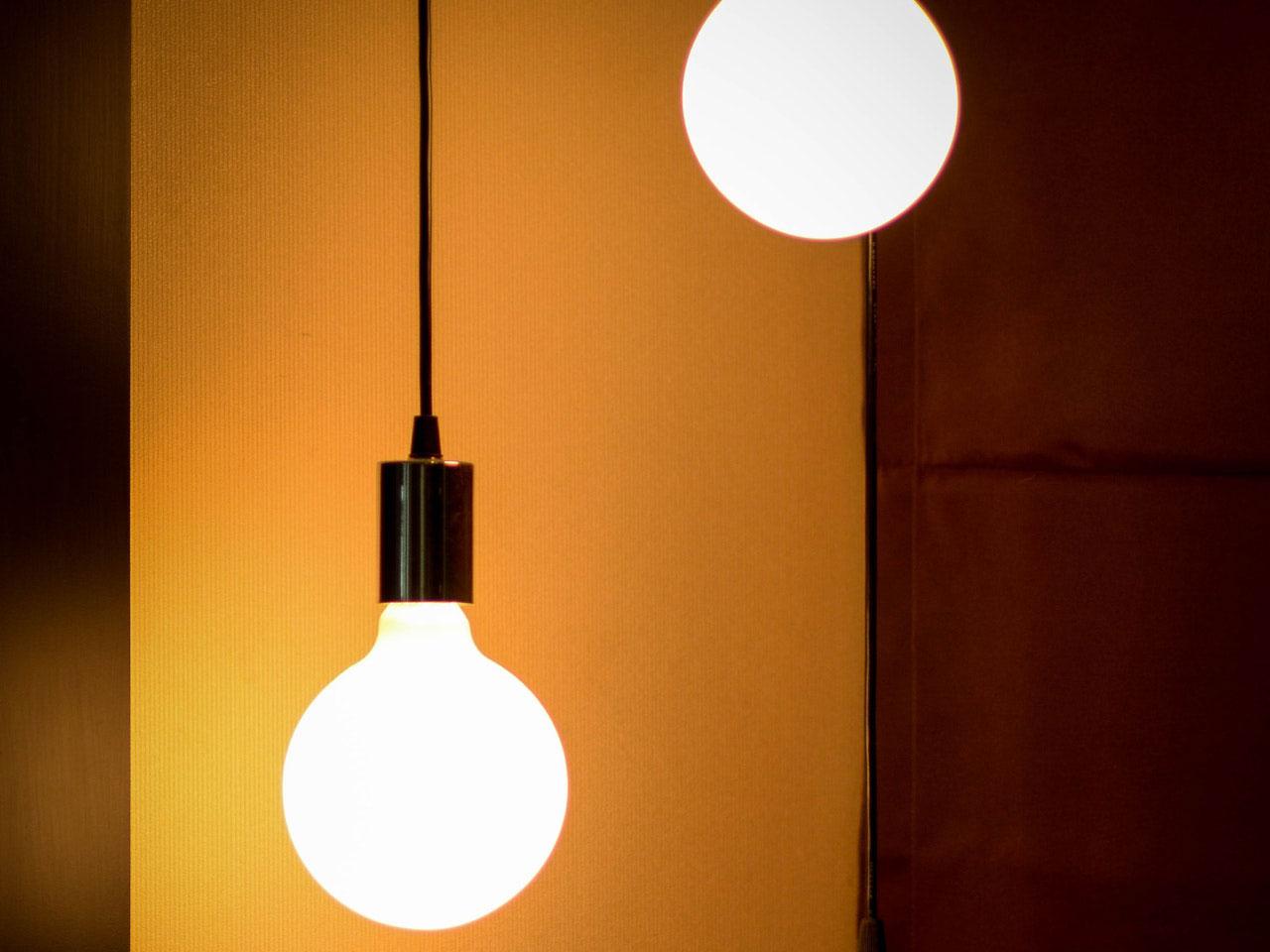 prąd - światło
